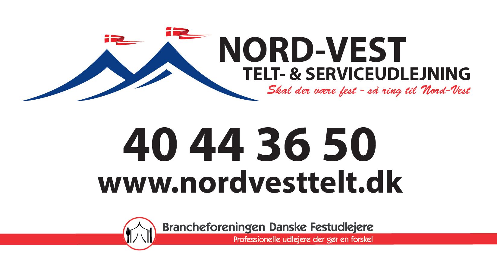 Nordvesttelt og Serviceudlejning